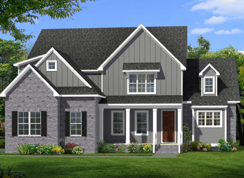 homestead-color-rendering